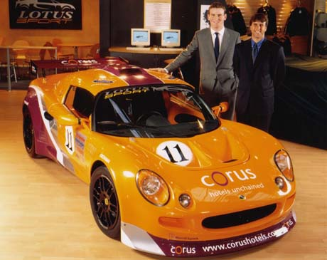 Matt Turner - Lotus Elise